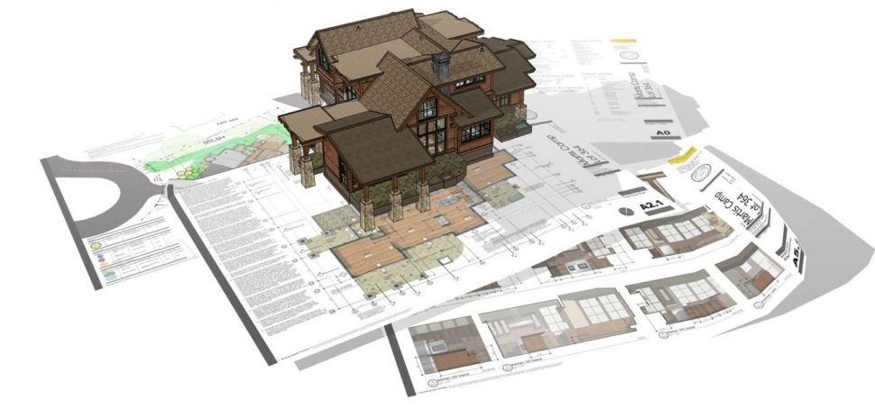 SketchUp: stavíme dřevostavbu II. část