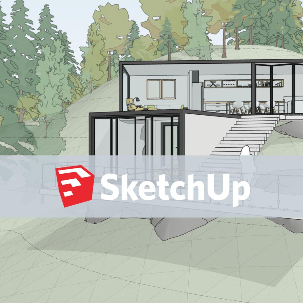 Učebnice SketchUp