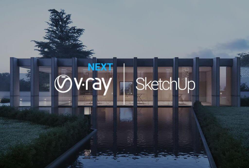 SketchUp 2019 PRO CZ + V-Ray NEXT