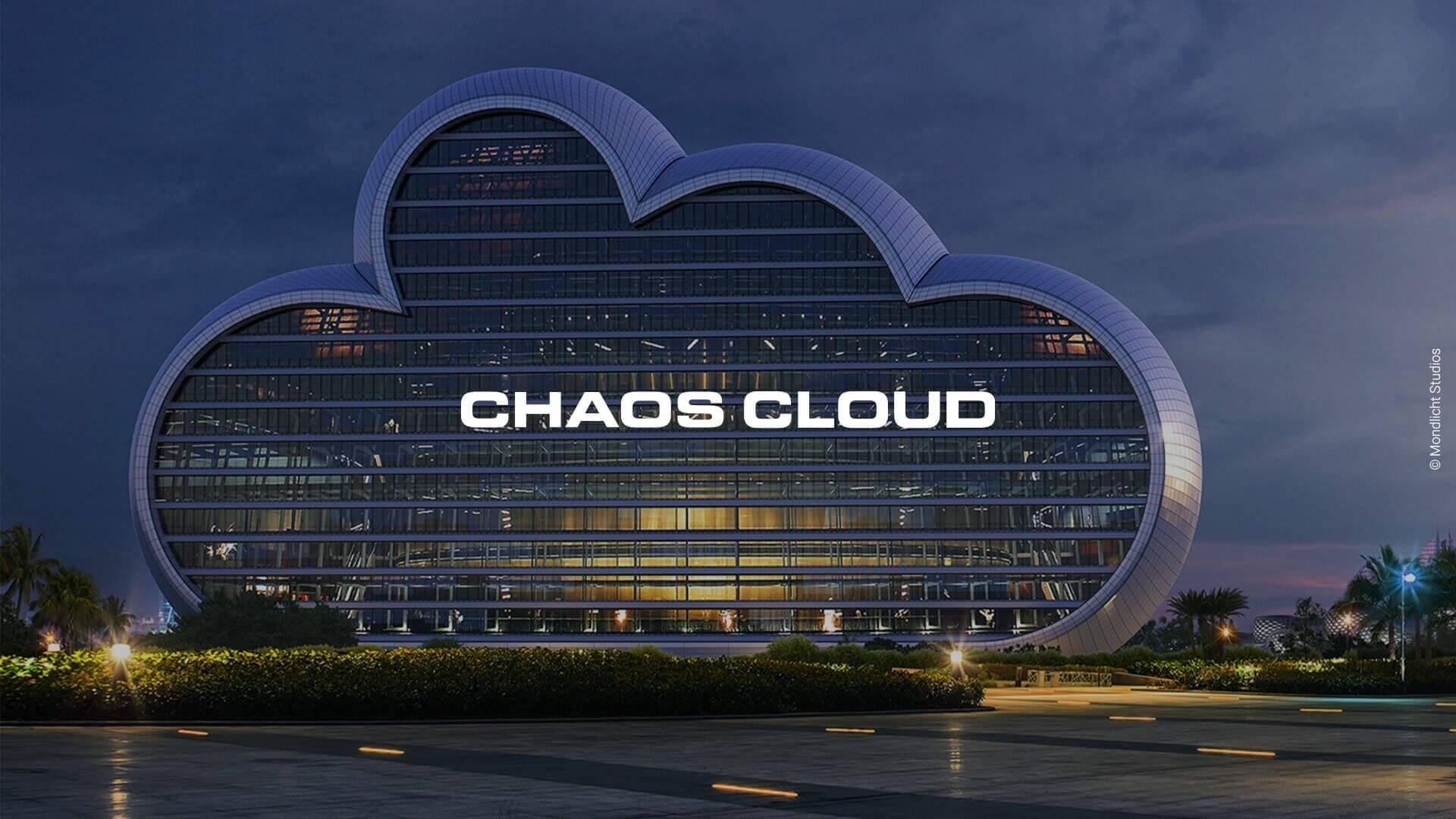 Chaos Cloud Credits – 100