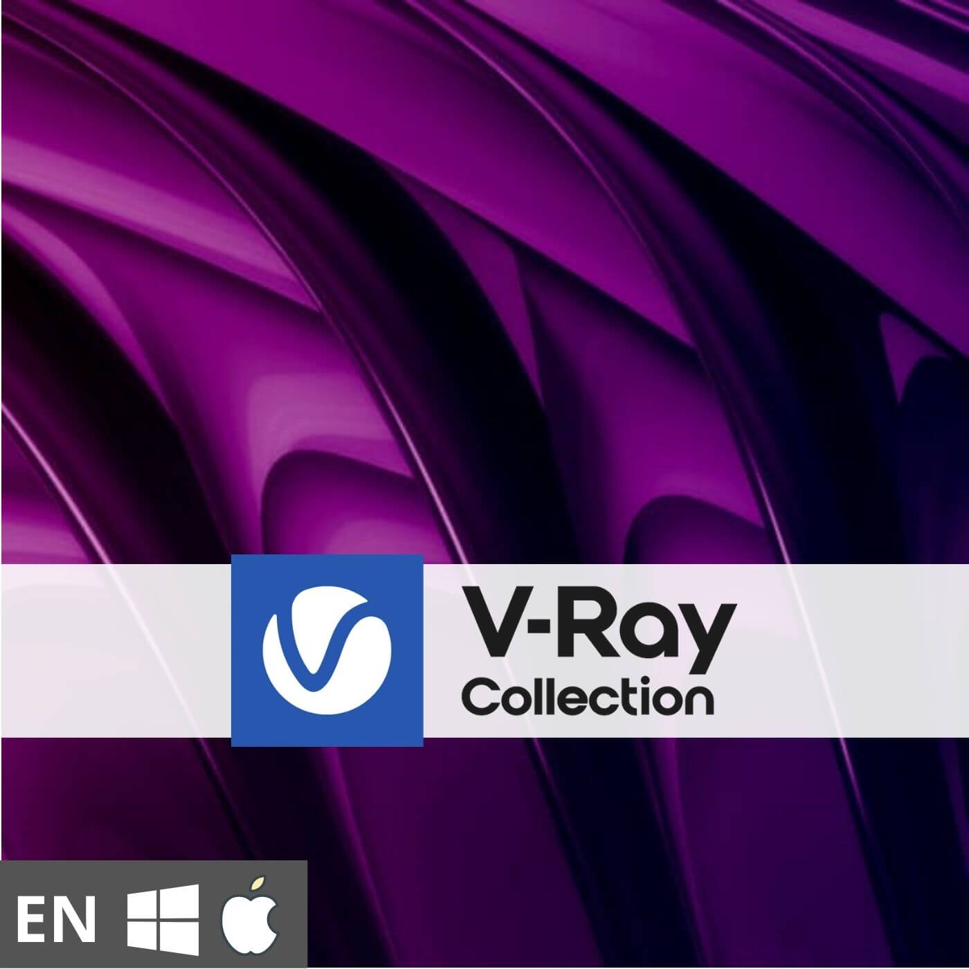 V-Ray Collection – 1 rok