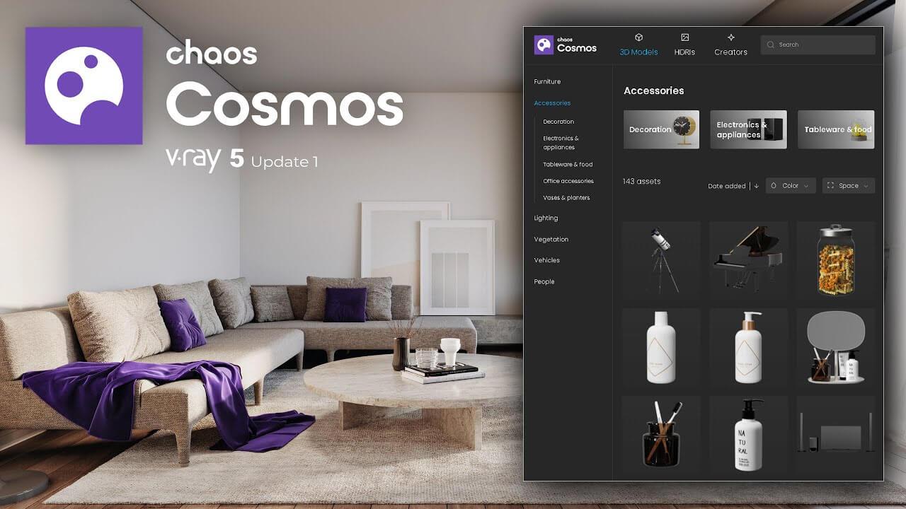 Vítejte vChaos® Cosmos